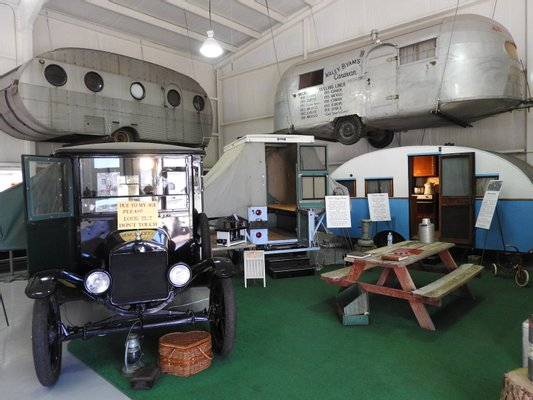 Jack Sisemore RV Museum