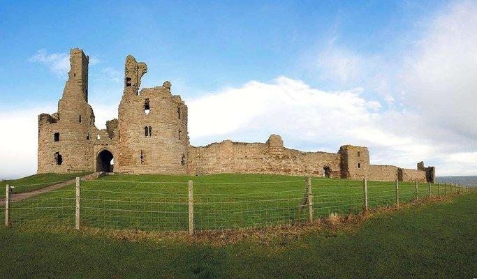 National Trust - Dunstanburgh Castle