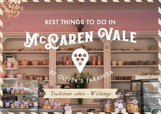 Oliver's Taranga Vineyards -Cellar Door and Winery
