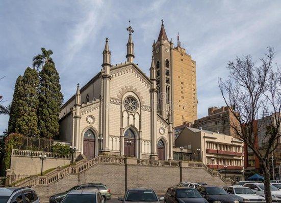 Parish Santa Teresa D'Avila - Cathedral