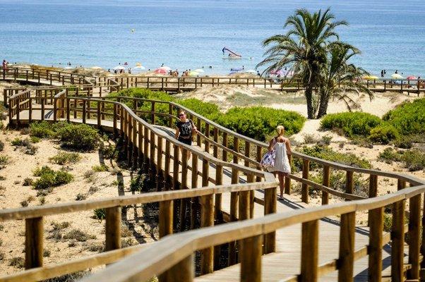 Playa de El Alted