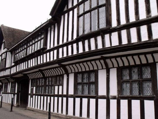 National Trust - Greyfriars' House and Garden