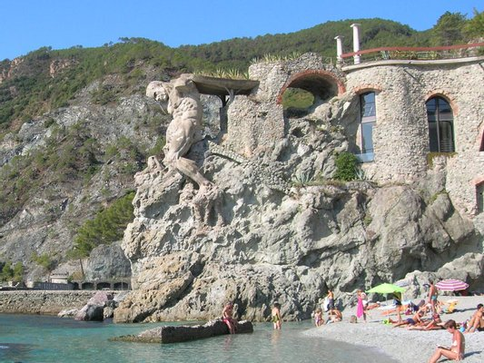 Bathing Resort Il Gigante Monterosso Al Mare