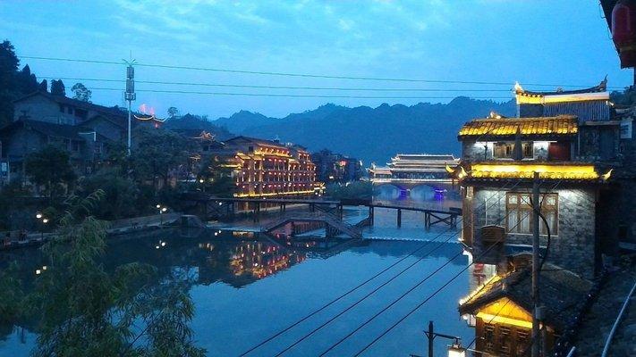Xiangxi Phoenix Ancient City Scenic Area