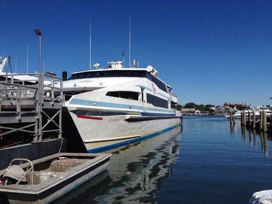 Hyannis Cruise Terminal