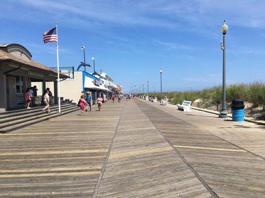 N Boardwalk