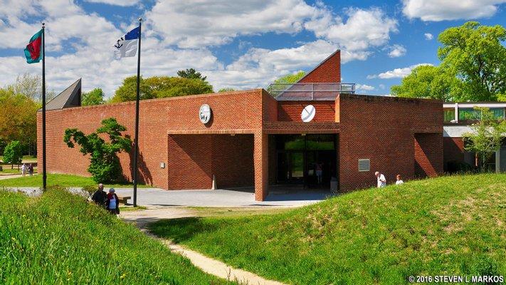 Yorktown Battlefield Visitor Center