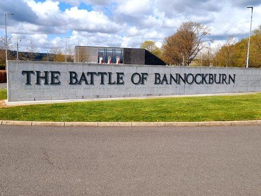 The Battle of Bannockburn Visitor Centre