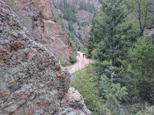 Phantom Canyon Rd