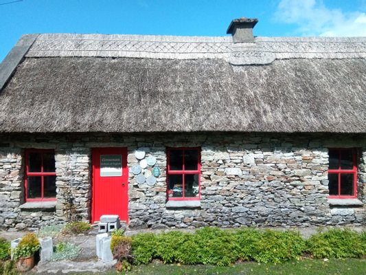 Connemara National Park Visitor Centre
