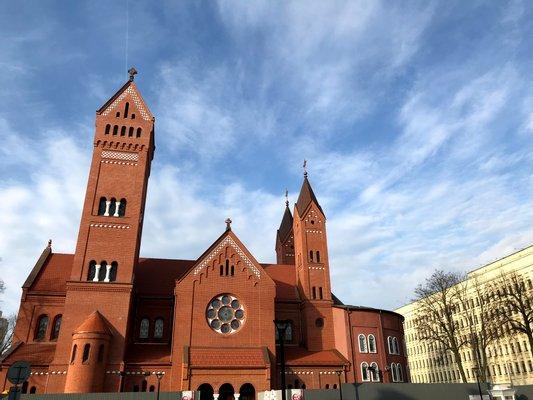 Saint Simon and Saint Helena Church
