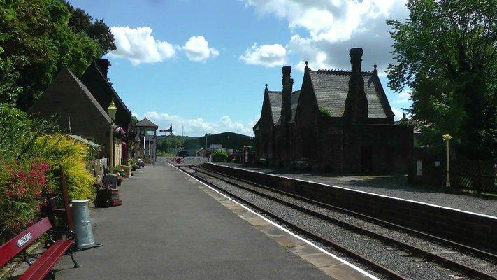 Peak Rail (Darley Dale Station)