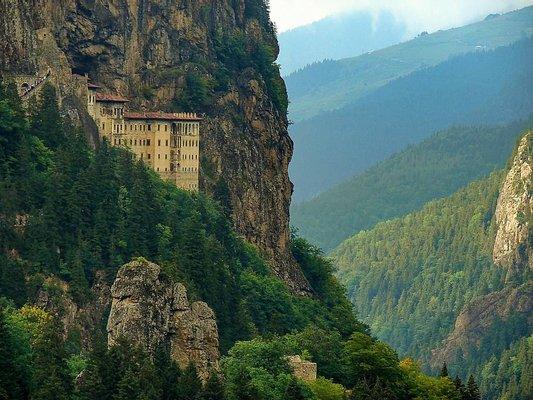 Soumela Monastery