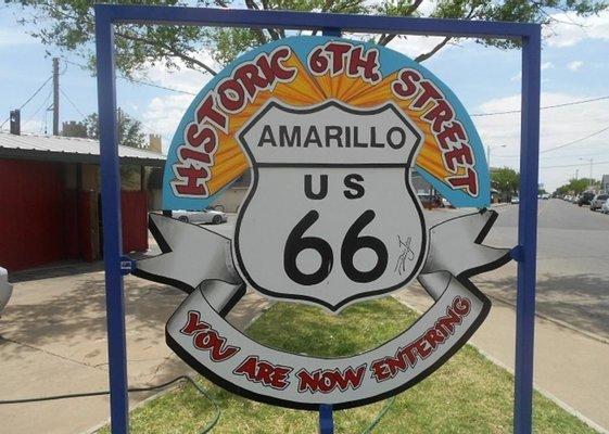 Amarillo Route66