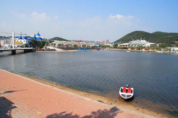 Laohutan Scenic Attraction