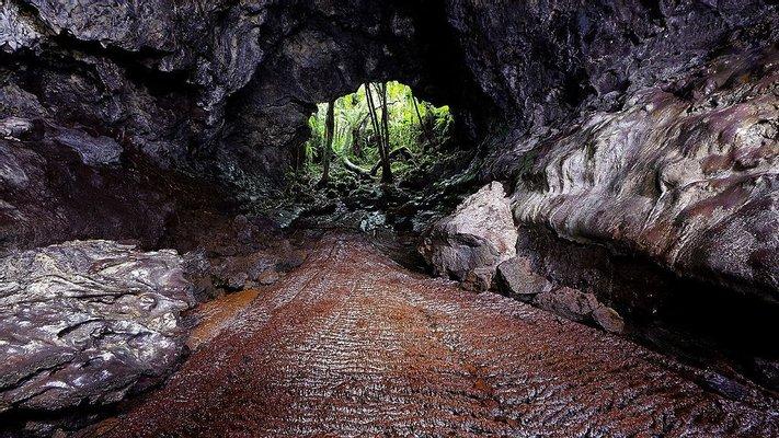 Tunnels de Lave Réunion Volcanorun