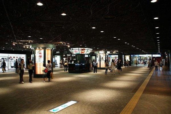 Tenjin Underground Mall