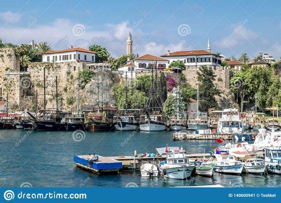Antalya Kaleiçi Ancient City & Marina