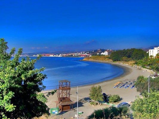 Playa del Cristo