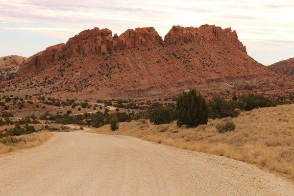 Burr Trail Rd