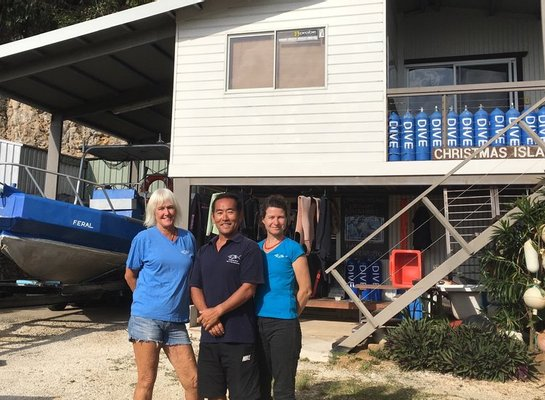 Christmas Island Wet 'n' Dry Adventures