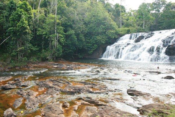 Waterfall Tijuípe