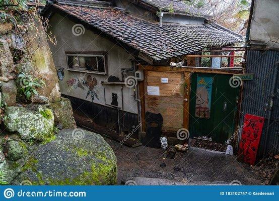 Cat Alley (Neko no Hosomichi)