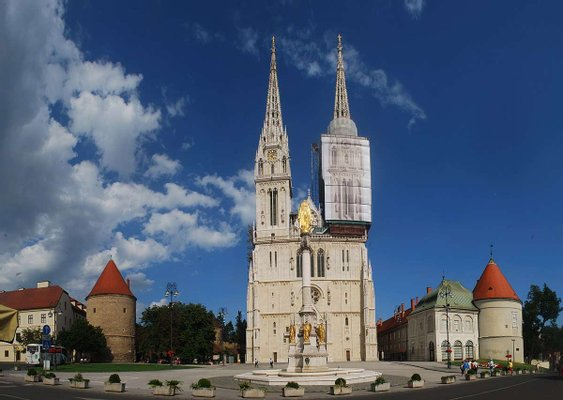Cathedral of Zagreb