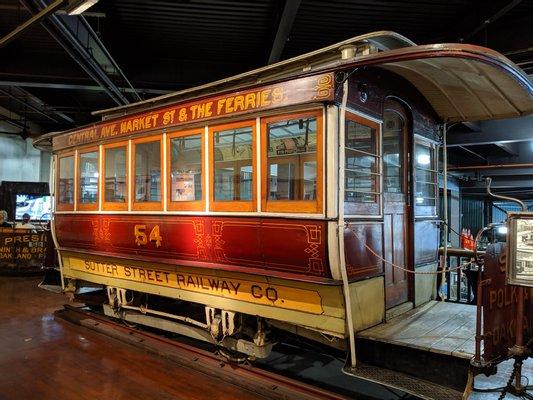 San Francisco Cable Car Museum