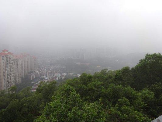 New Yuan Ming Palace Parking Lot