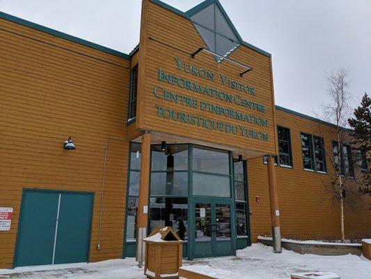 Yukon Visitor Information Center