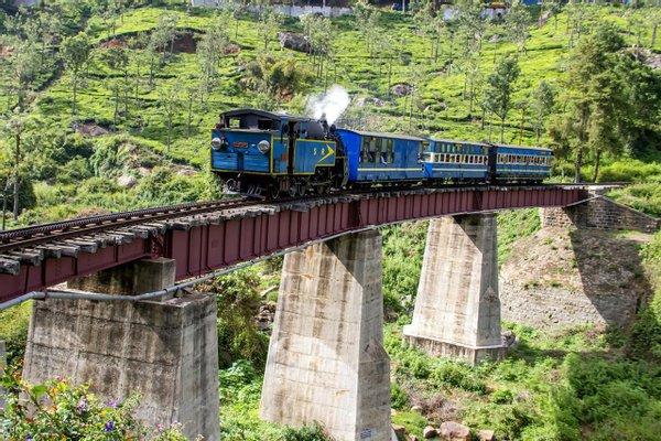 Nilgiri Mountain Railway Line