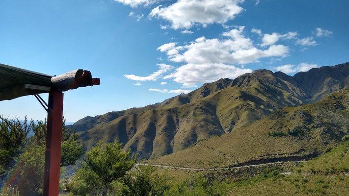 Tirolesa Mirador Del Sol