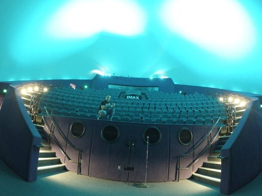 IMAX Dome - The Tech Museum