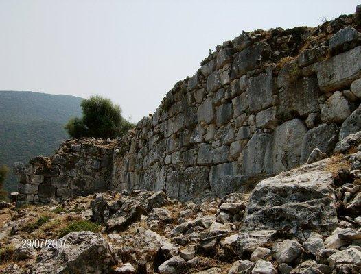 Ακρόπολη Αρχαίας Σάμης