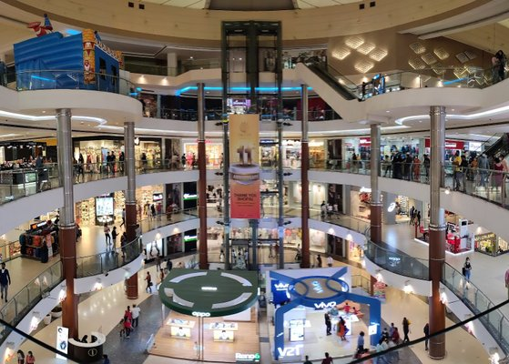 DB City - Mall