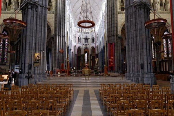 Notre Dame de la Treille Cathedral