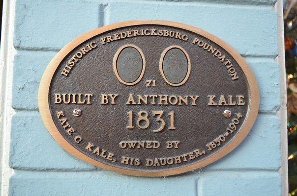 Historic Fredericksburg Foundation