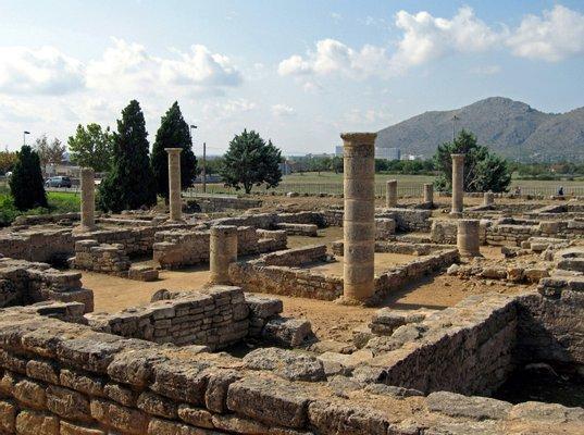 Ruines Romanes de Pollentia