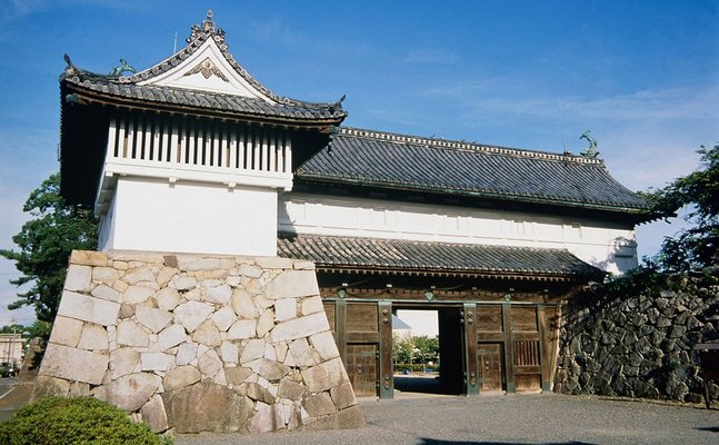 Saga Castle Ruins