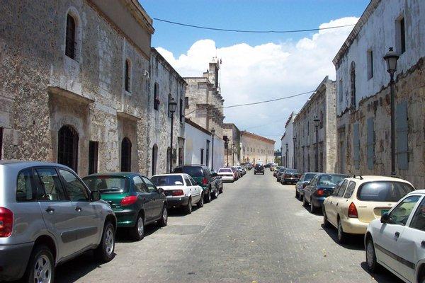 Calle Las Damas
