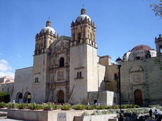 Museum of Cultures of Oaxaca, Santo Domingo