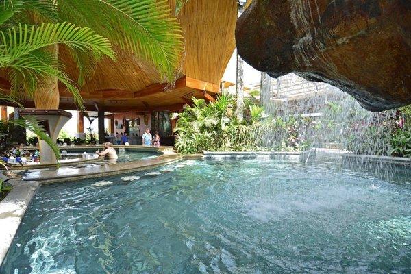 Baldi Hot Springs Resort Hotel & Spa