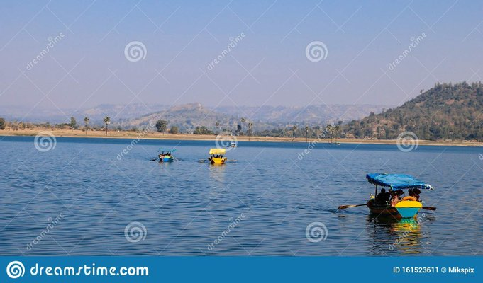 Lake Dudhani End Point