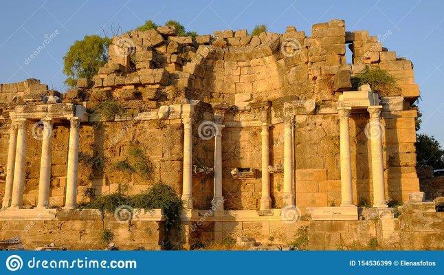 Monumental Fountain (Nymphaeum)