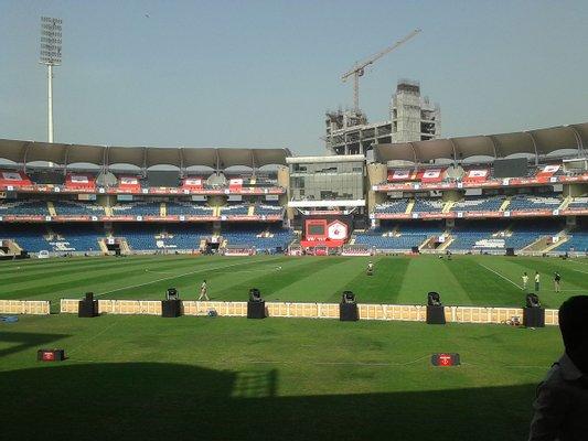 D Y Patil Sports Stadium