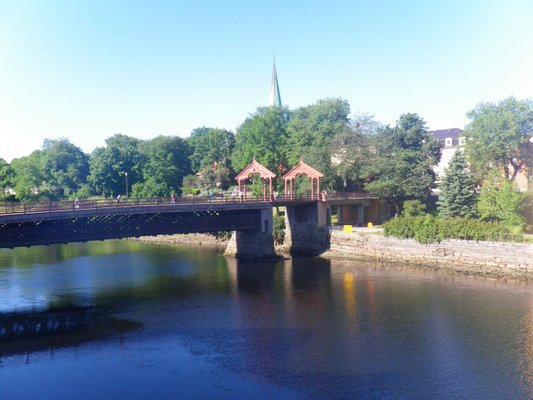Old Town Bridge Trondheim