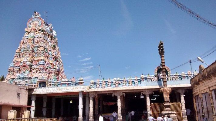 Arulmigu Abathsahyeswarar Temple