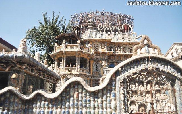 Porcelain House