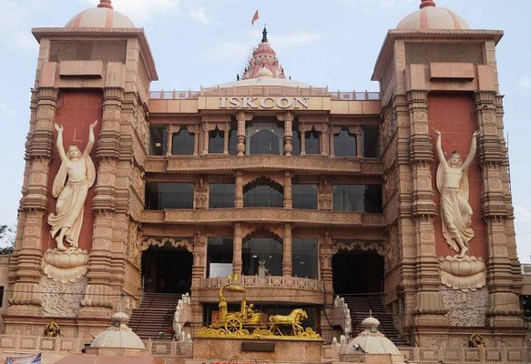 ISKCON Temple Noida